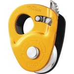 Petzl Micro Traxion Self Jamming Progress Capture Pulley