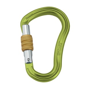 Rock Empire HMS Magnum Screw Lock Carabiner