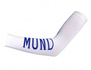 Mund Professional Manguitos Arm Compression Sleeves (2 pcs)