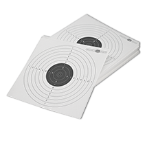 Target Sheets 170mmSQ - Pack of 100