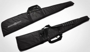 Rifle Case Slim Black