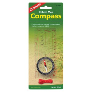 Orienteering Map Compass