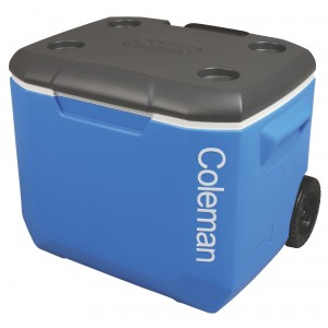 Coleman 60 QUART PERFORMANCE WHEELED Ice Box Cooler