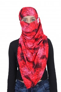 Add-gear Scarfy Anti Pollution Full face Scarf UV Sun Rays Protection mask for Women