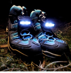ADD GEAR Noctlite Night Runner Shoe Light for Runners