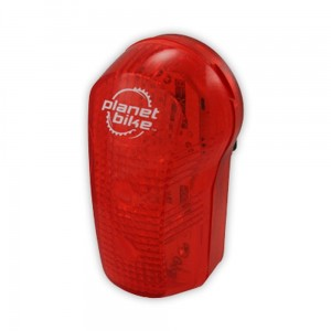 Planet Bike Blinky 7 LED Cycle Taillight