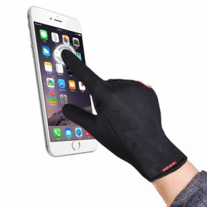 ADD GEAR Touch Screen Glove Liner Inner Gloves Base Layer Lycra 4-Way Stretch Gloves