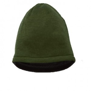 Fleece Ski Cap Reversible