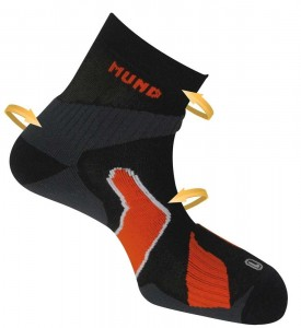 Mund Ultra Raid Running Socks