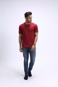 Greyy Men's Supima Cotton Athleisure T-shirt