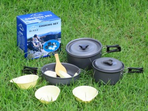Camp-sor outdoor camping cookware BL-422