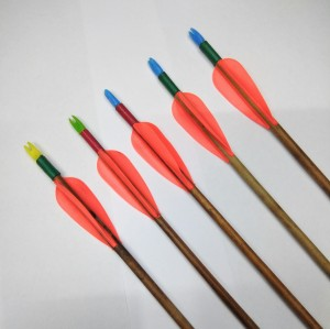 Archery Manipuri Bamboo Arrow (Pack of 5)