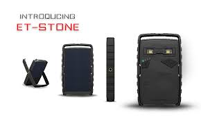 Elixier Tech ET-Stone Solo Solar Power Bank