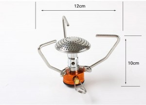 Add-gear Une Road Outdoor Portable Gas Stove