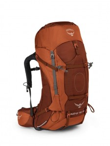 OSPREY AETHER AG 60 BACKPACKING | MOUNTAINEERING