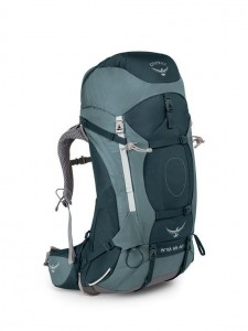 OSPREY ARIEL AG 55 BACKPACKING | MOUNTAINEERING