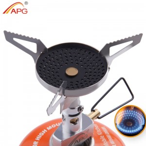 Add-gear APG Outdoor Anti-scald Portable Gas Stoves