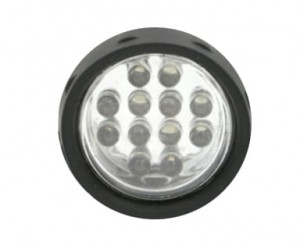 12 LED headlamp torch