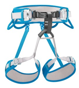 PETZL CORAX Versatile and adjustable harness