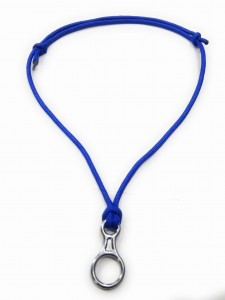 Add-gear Rock Climbing Fig 8 Descender Necklace, Climbing Rope Necklace, Climber Necklace