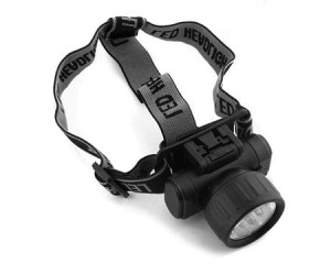 21 LED headlamp torch