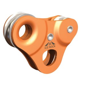 Ice Rock Tandem Torus Pulley