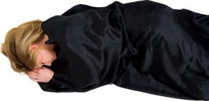 Add-gear Sleeping Bag Liner 100% Cotton Soft Lightweight sleep sack