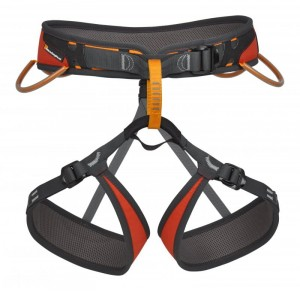 Rock Empire Streak QB Padded Climbing Harness