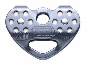 PETZL TANDEM® SPEED Efficient double pulley