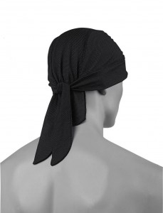 Anti Pollution Head Scarf / Bandana for Cycling/Biking Under Helmet
