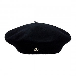 Che Guevara Beret cap with Silver Star - The Original